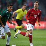 Resuelve Dinamarca en tres minutos el partido ante México