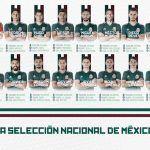¡Oficial! México ya tiene a sus 23 para Rusia 2018; Guti, el cortado
