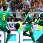Senegal sorprende a Polonia 2-1 en el Mundial de Futbol