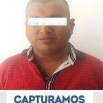 Violador de menor fue detenido en acción conjunta PGJE-SSPE