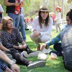 Promueve reforestación Yulma Rocha Aguilar en su proyecto  de Plan de Gobierno