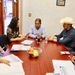 Supervisarán obras hidráulicas en Pénjamo
