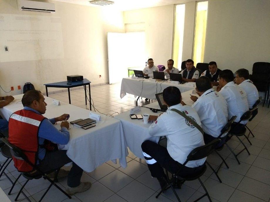 Photo of Cuerámaro sede de la reunión bimestral de Protección Civil