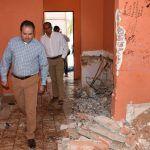 Inician obras de remodelación de servicios sanitarios en Unidad Deportiva