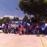 Inaugura Alcalde calle principal en La Regalada