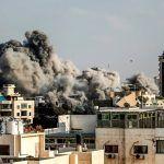 Bombardeos de Israel en Gaza