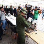 Municipio y Ejército Mexicano ponen en  marcha la campaña Canje de Armas 2018