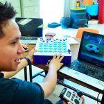 Programa enseña a leer y escribir a niños con discapacidad