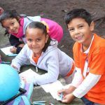 Ofrecen Carrusel del Arte para niños de Abasolo
