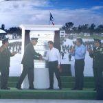 Peña Nieto y Márquez Márquez inauguran Brigada de Policía Militar en Irapuato