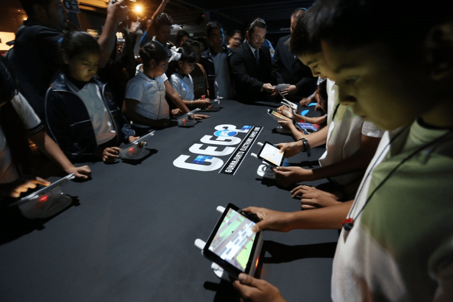 "Photo of Arrancó quinta edición del ""Guanajuato Electronic Games"""