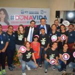 Presentan el Guanajuato International Film Festival la campaña Dona Sueños, Dona Vida