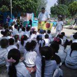 Llevan a cabo Taller de Educación Vial y Prevención de Accidentes en preescolar