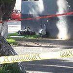 Dejan cuerpo desmembrado afuera de base policial