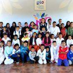 DIF Estatal promueve los derechos de las niñas, niños y adolescentes indígenas