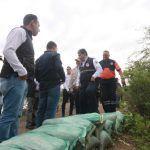 Recorre PC y DIF comunidades rurales para ubicar la instalación de refugios temporales
