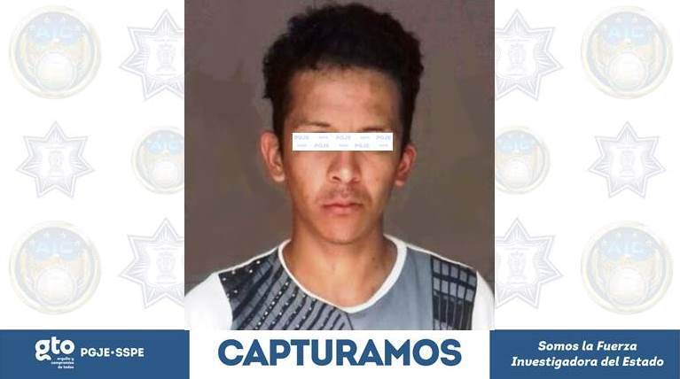Photo of Esclarece PGJE crimen de menor asesinado el domingo en Silao, es detenido el homicida