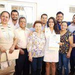 Ana Bueno recibe acta de mayoría como alcaldesa de Cuerámaro