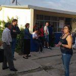 Apertura tardía de casillas en Guanajuato; funcionarios de casilla desisten