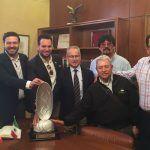 Buscan empresas del sector agrícola de Guanajuato aprender de nuevos modelos de riego competitivos