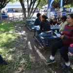 Reciben familias de Irapuato pláticas, con el fin de fortalecer la unión familiar