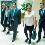 Luis Ernesto Ayala a Secretaría de Gobierno y Angélica Aguilar a Comunicación: Diego Sinhúe