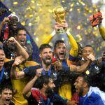 ¡GRANDIOSE!, Francia es Campeón de Rusia 2018