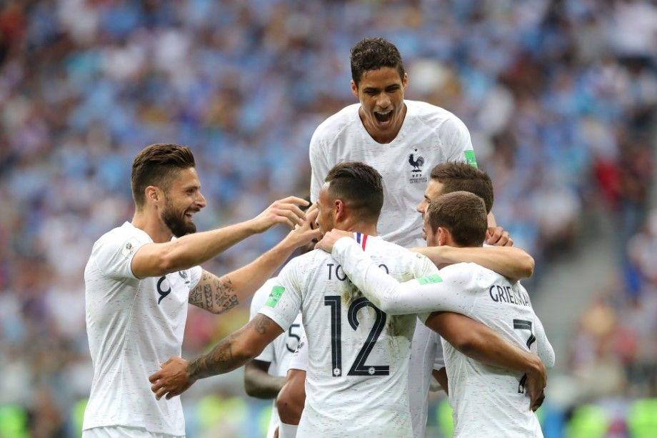 Photo of Francia elimina a Uruguay del Mundial; espera a Brasil o Bélgica