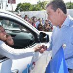Entrega Gobernador Miguel Márquez Márquez enseres domésticos a damnificados por las inundaciones