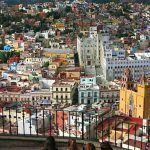 Abarrotan turistas la capital de Guanajuato