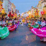 Oaxaca disfruta la fiesta de la Guelaguetza