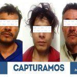 PGJE y SSPE capturan a homicidas