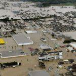 Devastador panorama dejan lluvias en Japón: 54 muertos