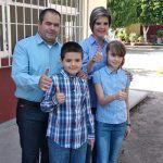 Jessica Cabal espera se mantenga un ambiente limpio y de respeto en toda la jornada electoral