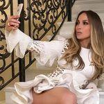 Los leggins blancos de Jennifer López que enloquecieron la red