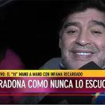 El futbol vuelve a preocuparse por Maradona tras este video
