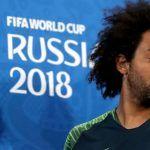 Marcelo no será titular ante México; Brasil no descarta juego de 120 minutos
