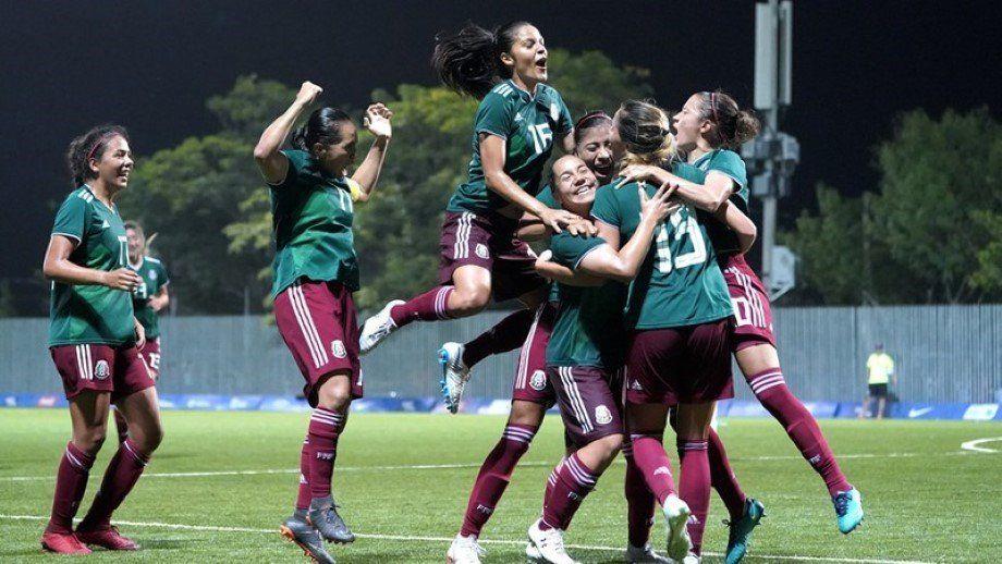 Photo of ¡El Tri femenil lo hace!; campeonas en Barranquilla