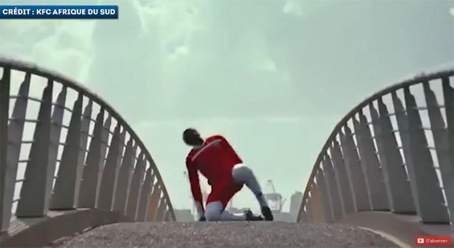 Photo of Se burlan de Neymar en épico comercial de KFC