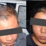 Dos policías de Apaseo el Grande implicados con grupo delictivo ligado a huachicol