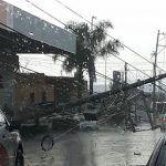 "Caos y destrucción ocasiona lluvia ""atípica"" en Irapuato"