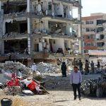 Dos sismos sacuden a Irán; reportan 378 heridos