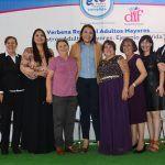 DIF Estatal Celebra a las Personas Adultas Mayores en la III Verbena Regional en Uriangato