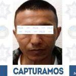 Capturan PGJE y SSPE a inculpado del delito de violación
