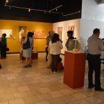 """""""Eros y el amor"""" exposición pictórica en Casa de Cultura Plazuelas"""