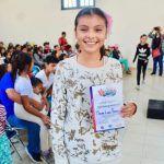 Cientos de niños culminan aprendizaje veraniego