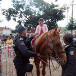 Termina de buena manera festejos para policías de Irapuato