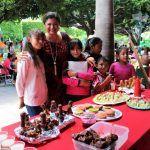 Entusiasta participación de la niñez y juventud neopoblana en las actividades de casa de la cultura