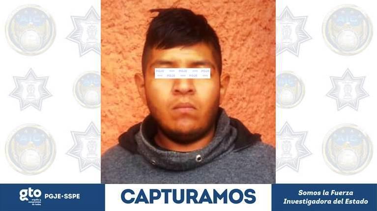 Photo of Capturan a joven acusado del homicidio de una mujer en Abasolo