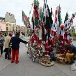 Comerciantes que venden artículos durante las fiestas patrias tienen garantizado su espacio
